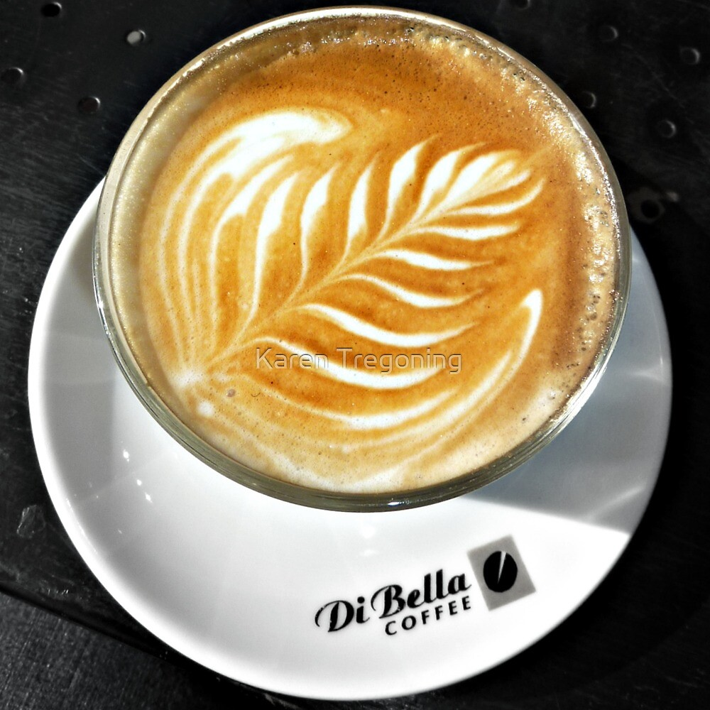 Di Bella Coffee by Karen Tregoning