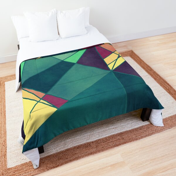 Starry Night Comforter