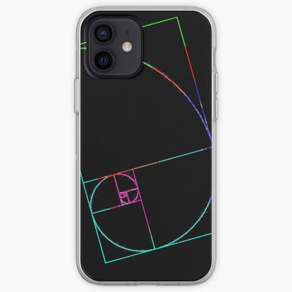 Golden ratio iPhone Soft Case