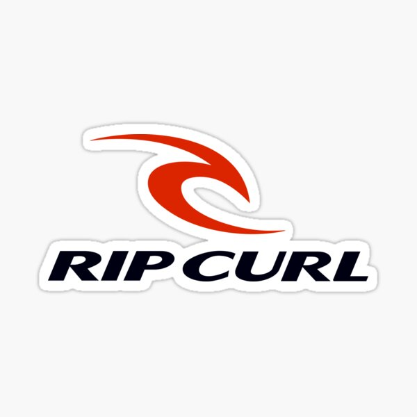 ripcurl surf Sticker