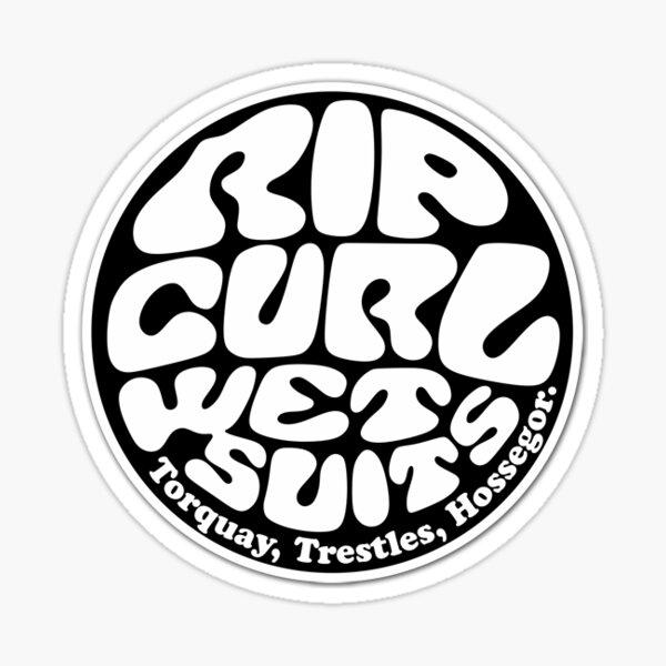 ripcurl wetsuit Sticker