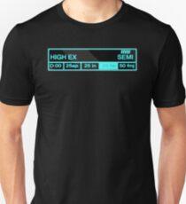 lawgiver Ammo select - HI EX T-Shirt