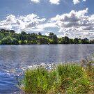 Thornton Reservoir by MartinMuir