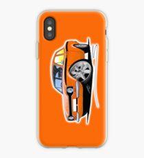 Ford Escort (Mk1) Mexico Orange iPhone Case