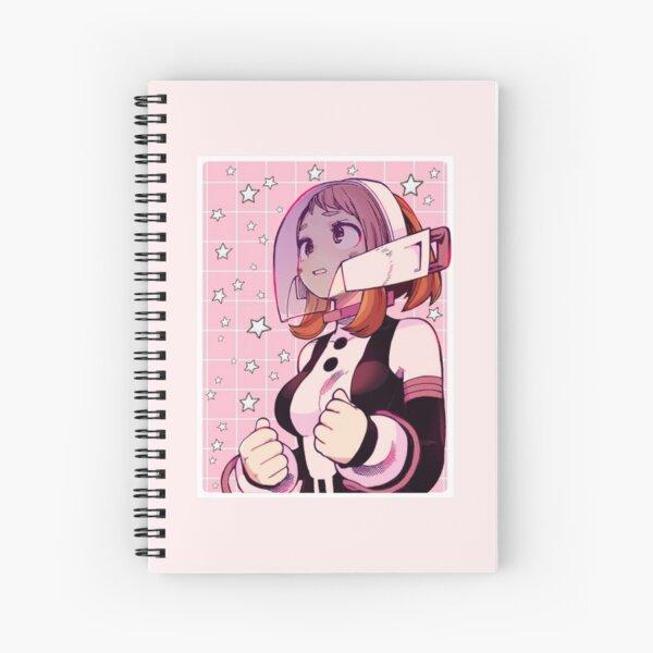 Uraraka Ochaco My Hero Academia Cuaderno de espiral