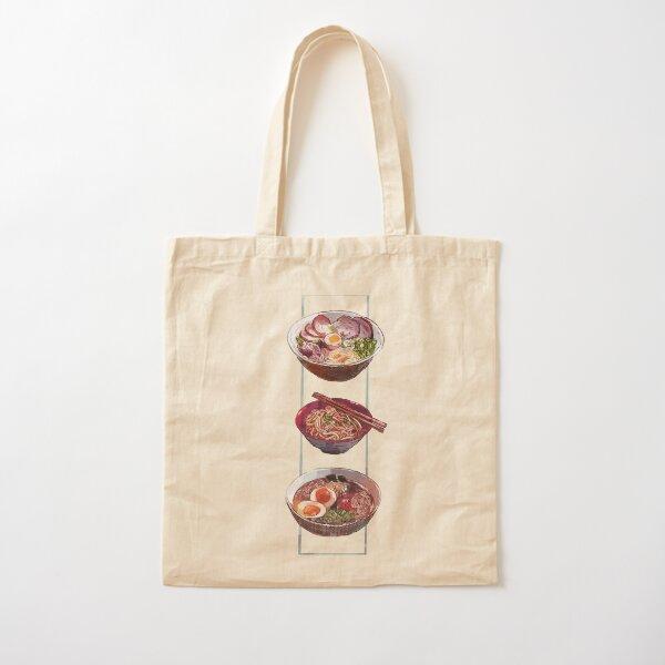 Bols japonais Ramen Tote bag classique