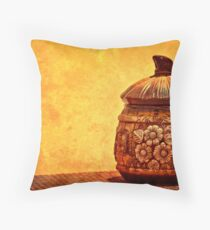 Cookie Cookie Jar Jar Throw Pillow