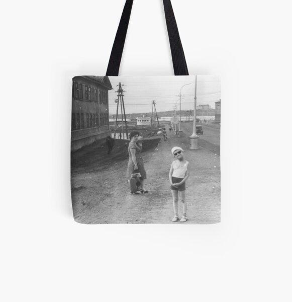 Norilsk All Over Print Tote Bag