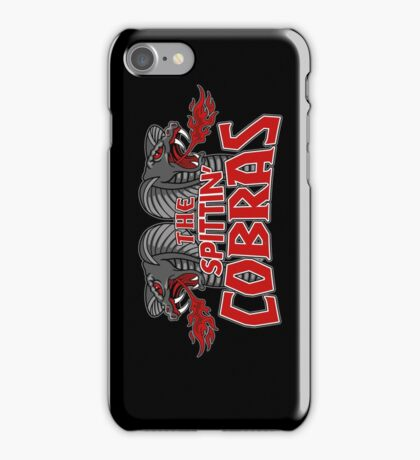 The Spittin' Cobras iPhone Case/Skin