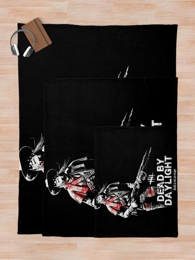 Alternate view of The Deathslinger Throw Blanket