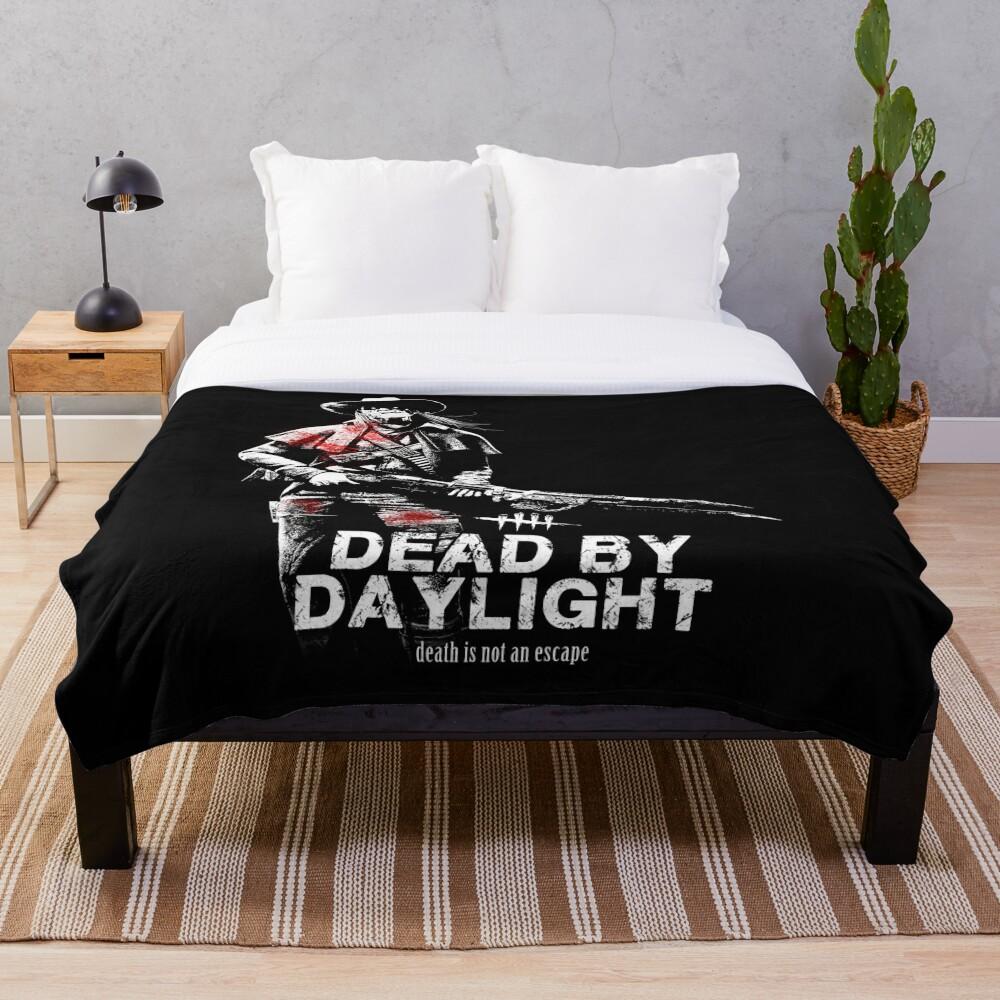 The Deathslinger Throw Blanket