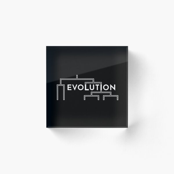 Evolution Acrylic Block