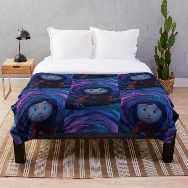 Coraline  Throw Blanket
