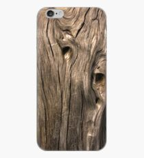 Kauri Wood from New Zealand iPhone Case