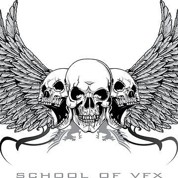 Lost Boys School of VFX: Logo by LostBoysVFX