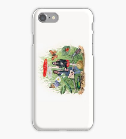 Lilly's Garden iPhone Case/Skin