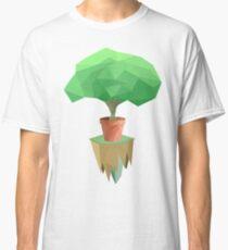 Polygon Bonsai Tree Island of Fun? Classic T-Shirt