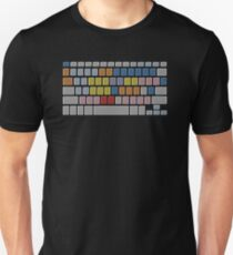 Cut with Colors T-Shirt