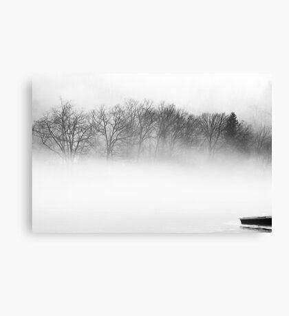 Lake's Edge Canvas Print