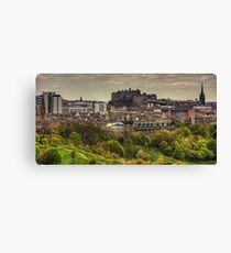 Queen's Drive View Canvas Print