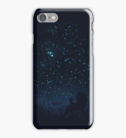 Under The Stars iPhone Case/Skin