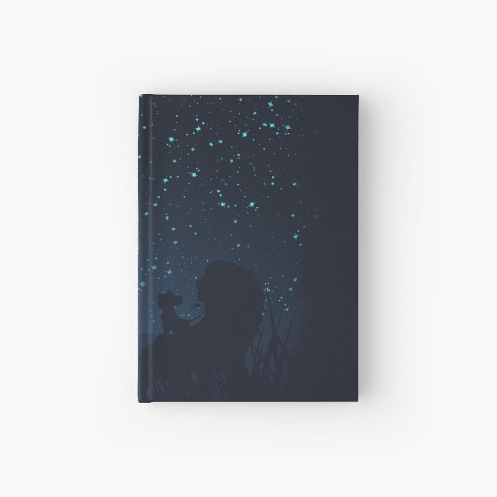 Unter den Sternen Notizbuch