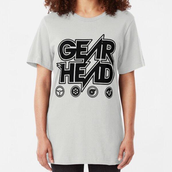 Gear Head Slim Fit T-Shirt
