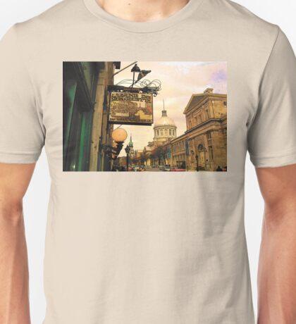 Rue Sainte-Paul Montreal [Take Two] T-Shirt