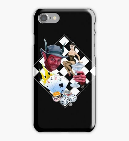 Five Aces iPhone Case/Skin