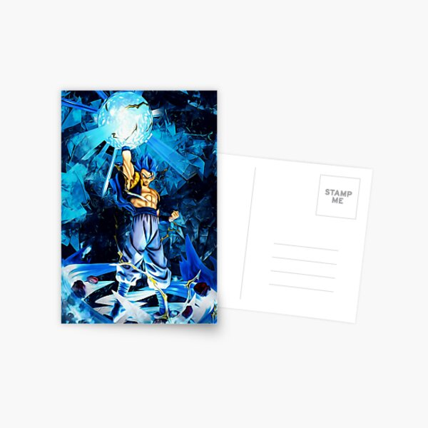 Final Warriors 3 Postcard