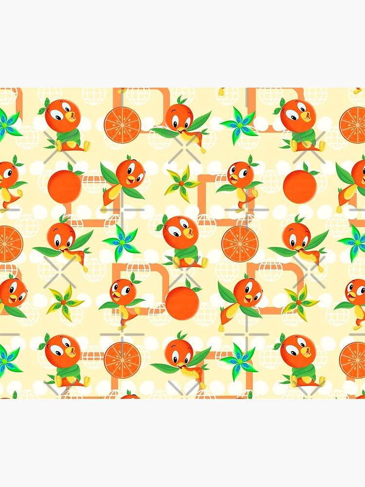 Orange Bird by RG-Love
