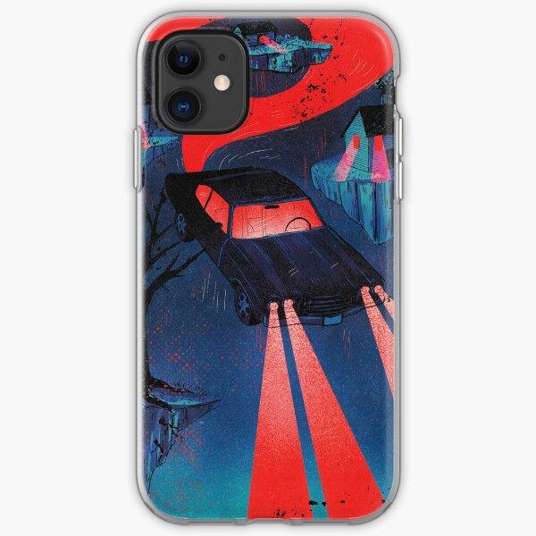 Take a ride iPhone Soft Case