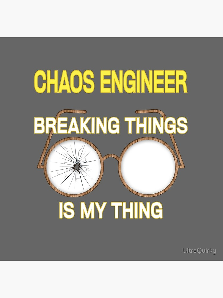 Chaos Engineer. by UltraQuirky