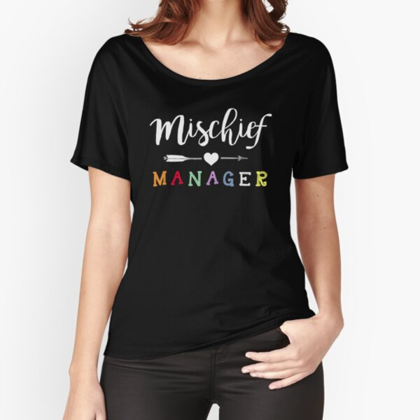 Mischief Manager Relaxed Fit T-Shirt