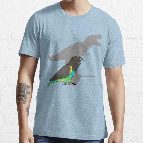 T-rex Meyer's Parrot Essential T-Shirt
