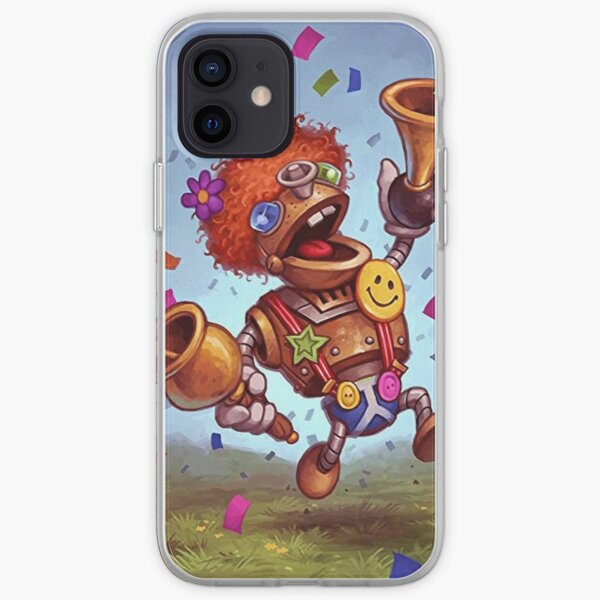 Annoy-o-tron iPhone Soft Case
