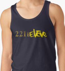 221BELIEVE Men's Tank Top