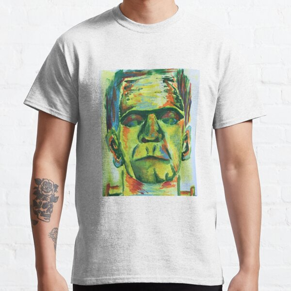 Frank In Paint Classic T-Shirt