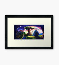 Ori and the Blind Forest Framed Print