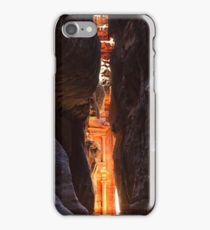 Entering the Red Rose City iPhone Case/Skin
