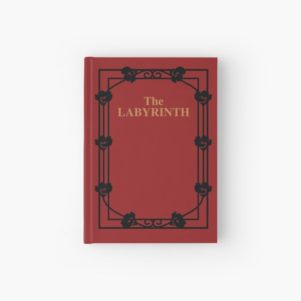 Labyrinth Journal Hardcover Journal
