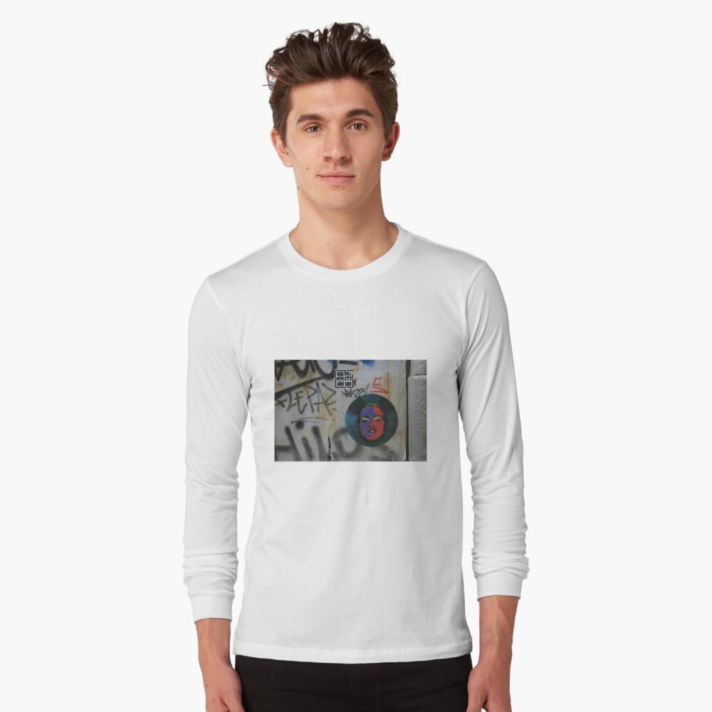 Barcelona Camiseta de manga larga