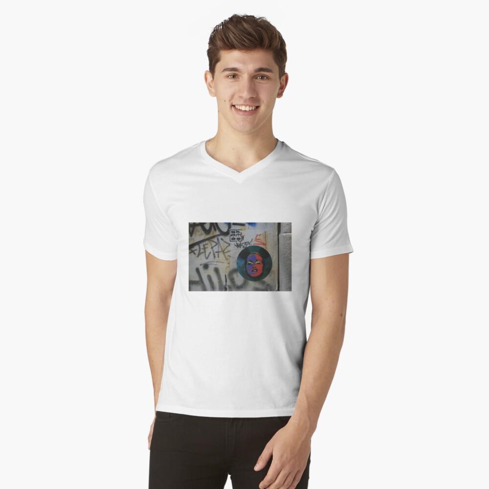 Barcelona Camiseta de cuello en V