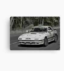 Mazda RX7 Turbo - 1981 Canvas Print