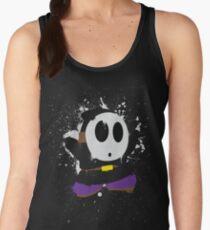 Splattery Shy Guy Style 1 Women's Tank Top