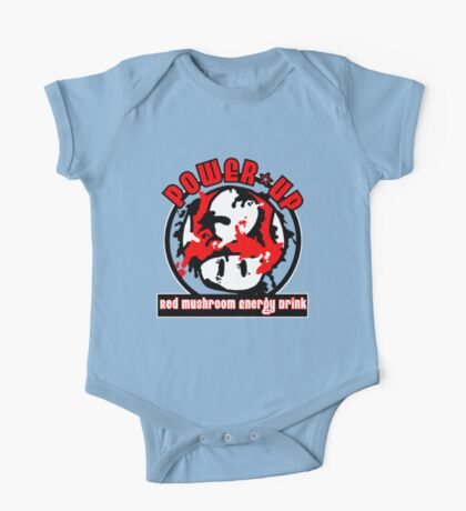 Power-Up Energy Drink Kids Clothes