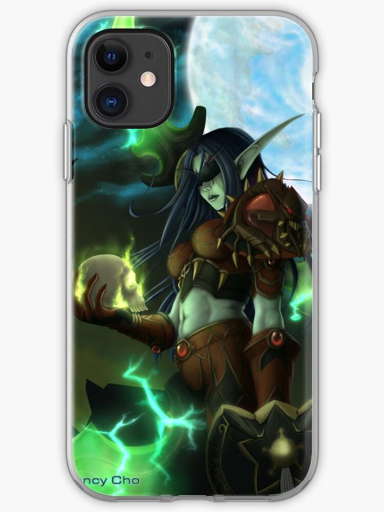 cover iphone 11 night elf