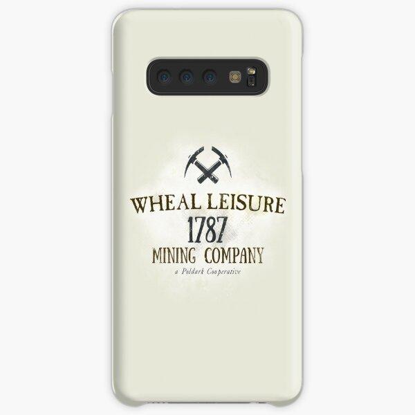 Wheal Leisure Mine 1787 - Poldark Samsung Galaxy Snap Case