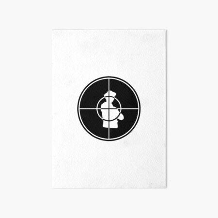 Public Enemy Art Board Print