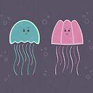 Jellyfish by Teo Zirinis